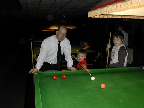 Steve Brookshaw Coaching 2005