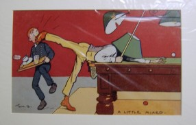 Billiard Room Print