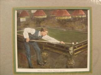 Billiard Room Print