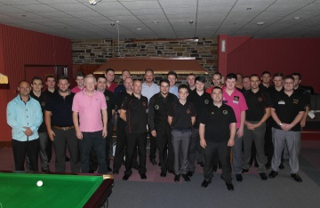 West of England Open Snooker 2014 - The Players