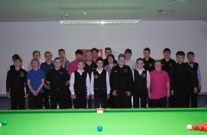 Bronze Waistcoat Open Players 2013