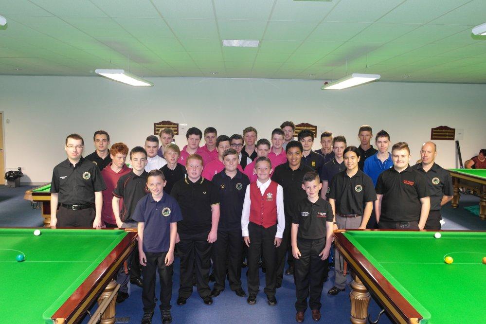 Bronze Waistcoat Snooker Championship Players 2014