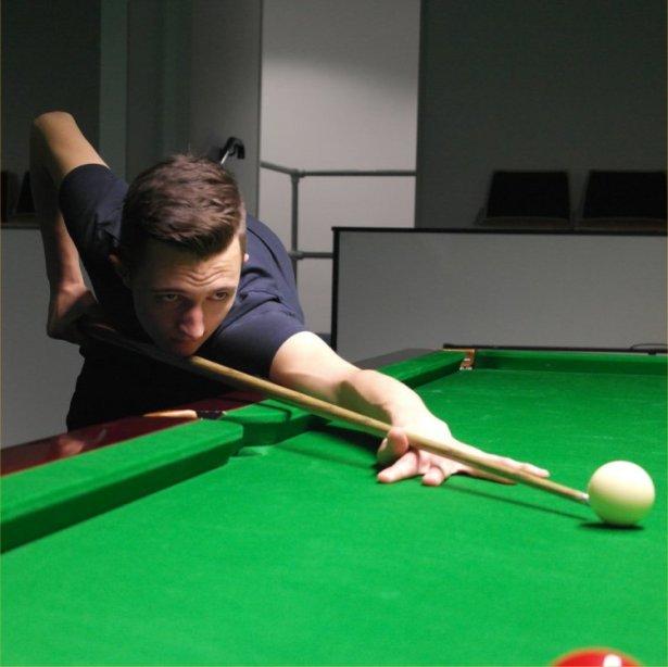 Bronze Waistcoat Snooker Championship Winner 2014