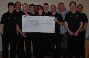 Fundraising Darren Hall Rehab Unit Oct 2011 3