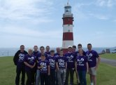 Fundraising Darren Hall Step Out For Strokes Jun 2014 4