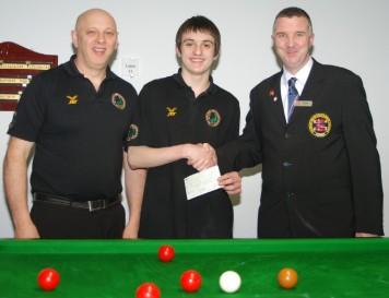Fundraising Haydon Pinhey England Team 2012