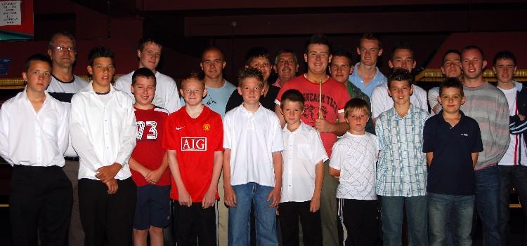 Fundraising Matt Williams 2007