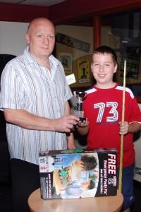 Fundraising Matt Williams Plate Winner 2007