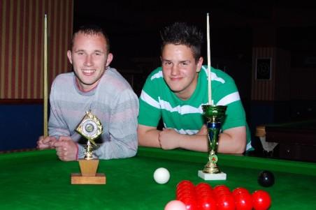 Fundraising Matt Williams Winner and Runner-up2007
