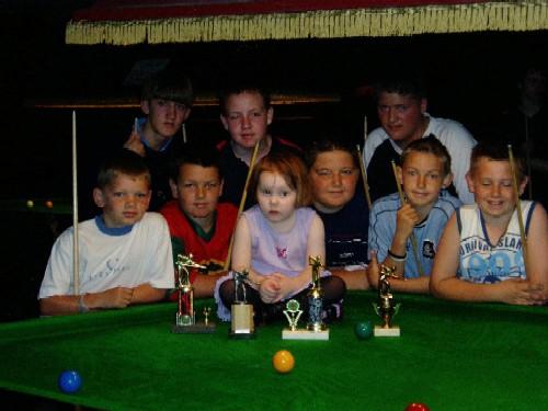 Fundraising Melissa Thackery Players 2005