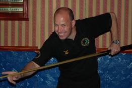 Fundraising Sam Baird Marathon Steve Brookshaw Aug 2009