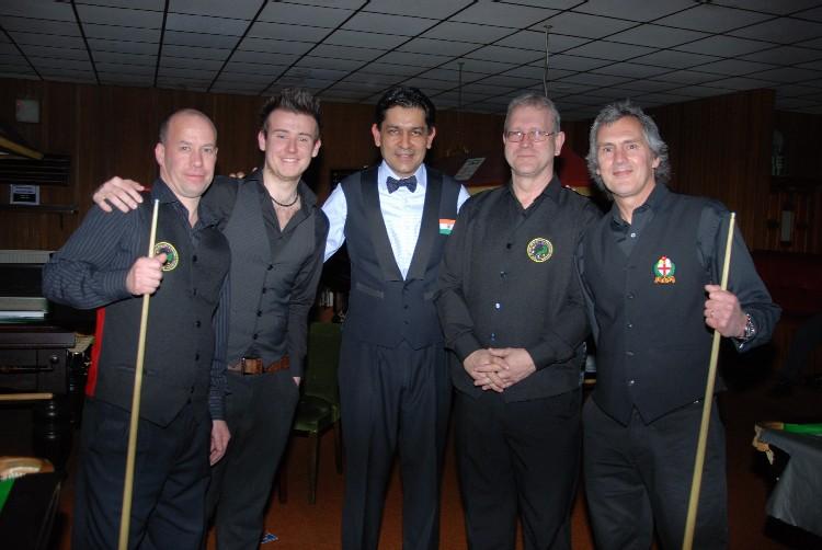 Geet Sethi Exhibition 2009 Players