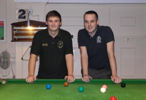 Gold Waistcoat Event 1 2014-5 - The Finalists