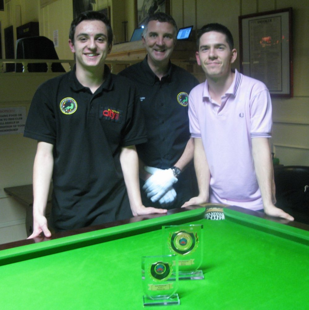 Snooker Home Page (3/6)