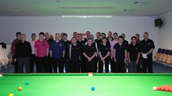 Gold Waistcoat Tour Event 2 Players 2013_14