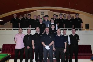 Gold Waistcoat Tour Event 3 Players 2013_14