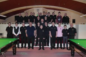 Gold Waistcoat Tour Event 4 Players 2013_14