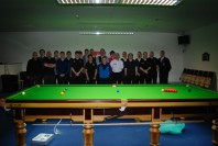 Gold Waistcoat Tour Event 5 Players 2012-13