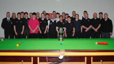 Gold Waistcoat Tour Event 6 Players 2012-13