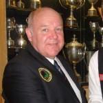 Referee Greg Jones