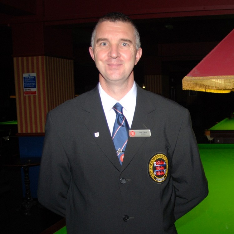 Snooker Home Page (1/6)