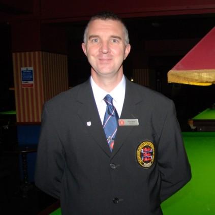 Referee Nick Harry
