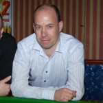 Referee Steve Brookshaw
