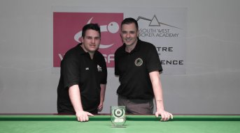 West of England Open Snooker Finalists 2013