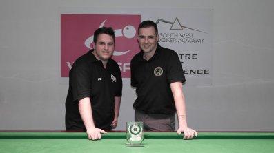 West of England Open Snooker Finalists 2013