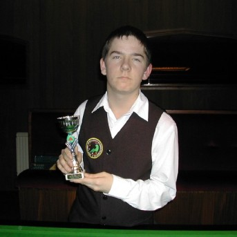 West of England Open Snooker Highest Break 2013
