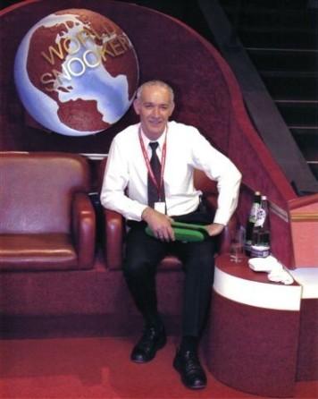 Baulkline Snooker - Pete James