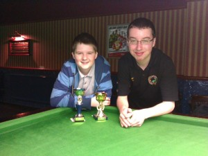 EABA U19 Billards Event 2 Finalist December 2011