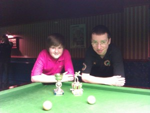 EABA U19 Billards Event Finalist March 2012