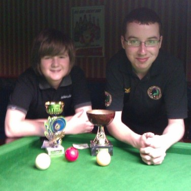 EABA U19 Billiards Event Finalist September 2011