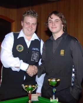 Gold Waistcoat Tour Event 1 Finalists 2007-8