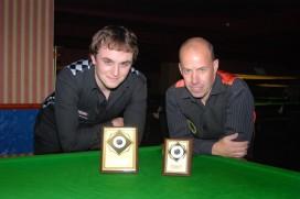 Gold Waistcoat Tour Event 1 Finalists 2010-11