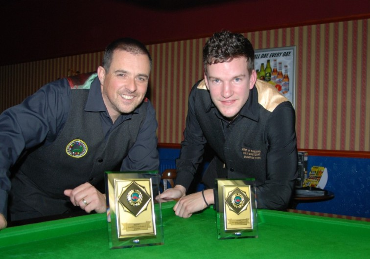 Gold Waistcoat Tour Event 1 Finalists 2011-12