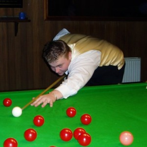 Gold Waistcoat Tour Event 1 Highest Break 2011-12