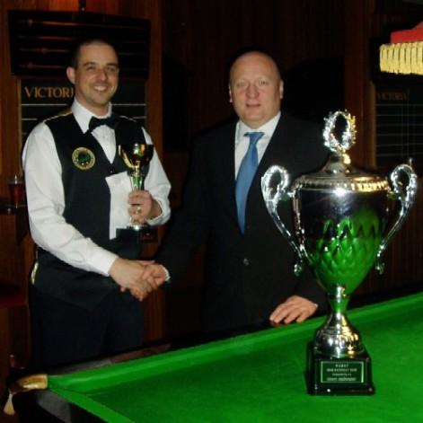 Gold Waistcoat Tour Event 1 Winner 2004-5