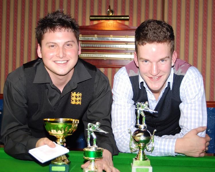 Gold Waistcoat Tour Event 2 Finalists 2007-8