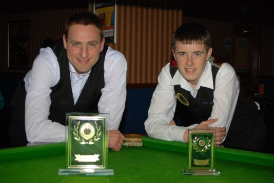 Gold Waistcoat Tour Event 2 Finalists 2008-9