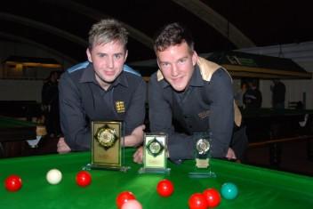 Gold Waistcoat Tour Event 2 Finalists 2009 10