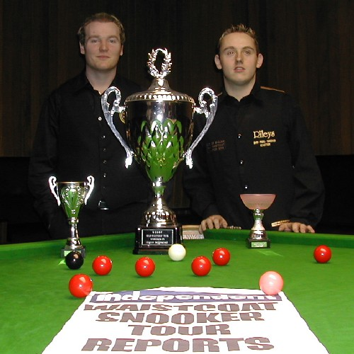 Gold Waistcoat Tour Event 3 Finalists 2006-7
