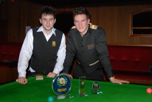 Gold Waistcoat Tour Event 3 Finalists 2008-9