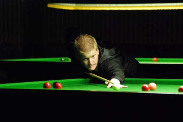 Gold Waistcoat Tour Event 3 Highest Break 2011-12