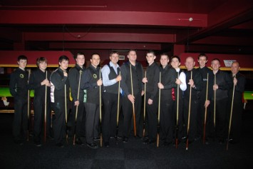 Gold Waistcoat Tour Event 3 Players 2009 10