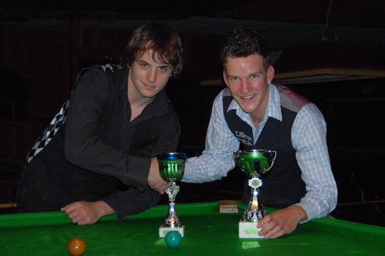 Gold Waistcoat Tour Event 4 Finalists 2006-7