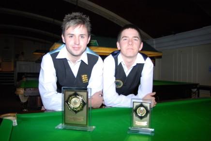 Gold Waistcoat Tour Event 4 Finalists 2009 10