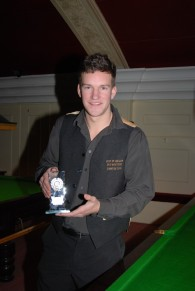 Gold Waistcoat Tour Event 4 Highest Break 2009 10