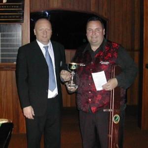 Gold Waistcoat Tour Event 4 Winner 2004-5